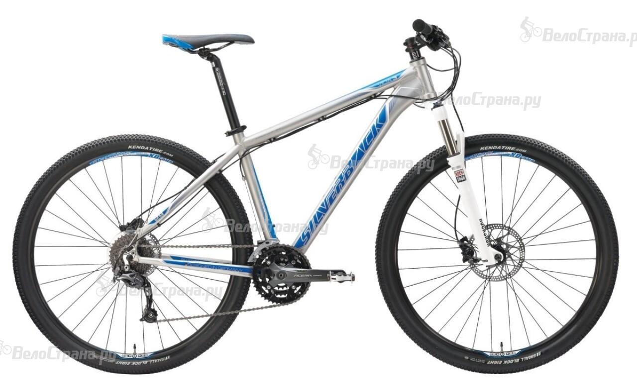 Велосипед Silverback Vida 3 (2013) велосипед silverback vida 4 2013