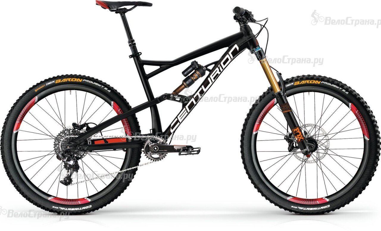 Велосипед Centurion Trailbanger Team.27 (2016) велосипед gt sanction team 2016