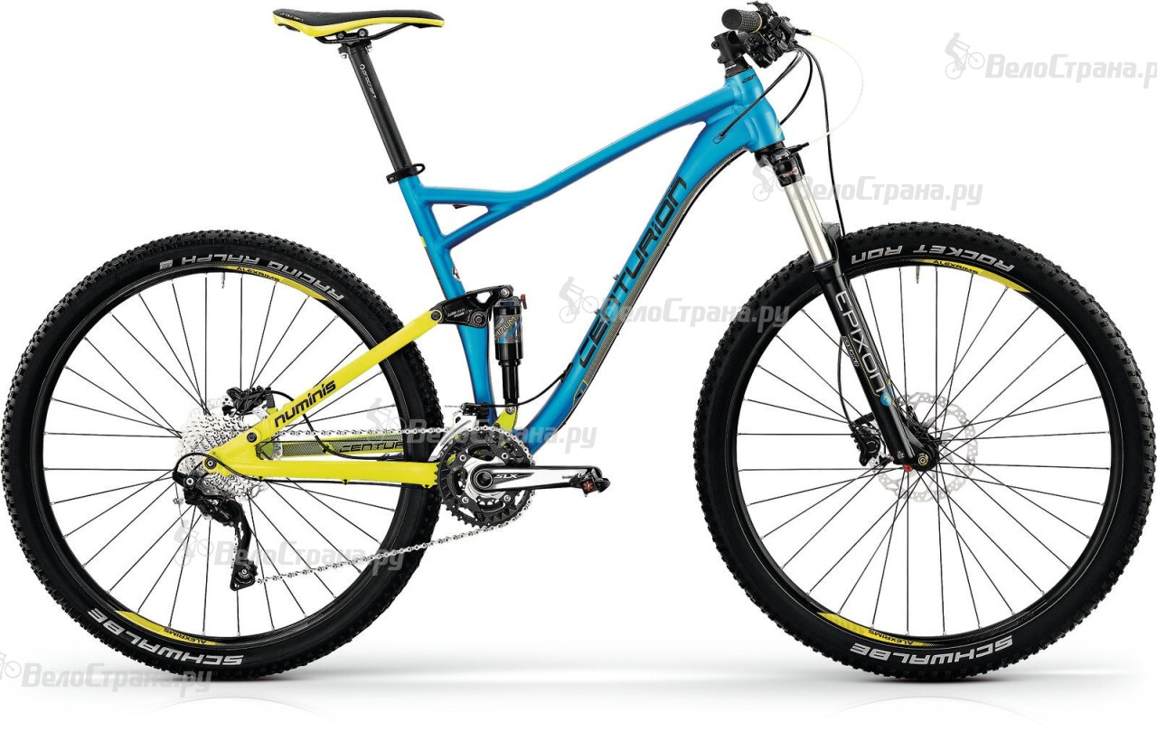 Велосипед Centurion Numinis 800 29 (2016)