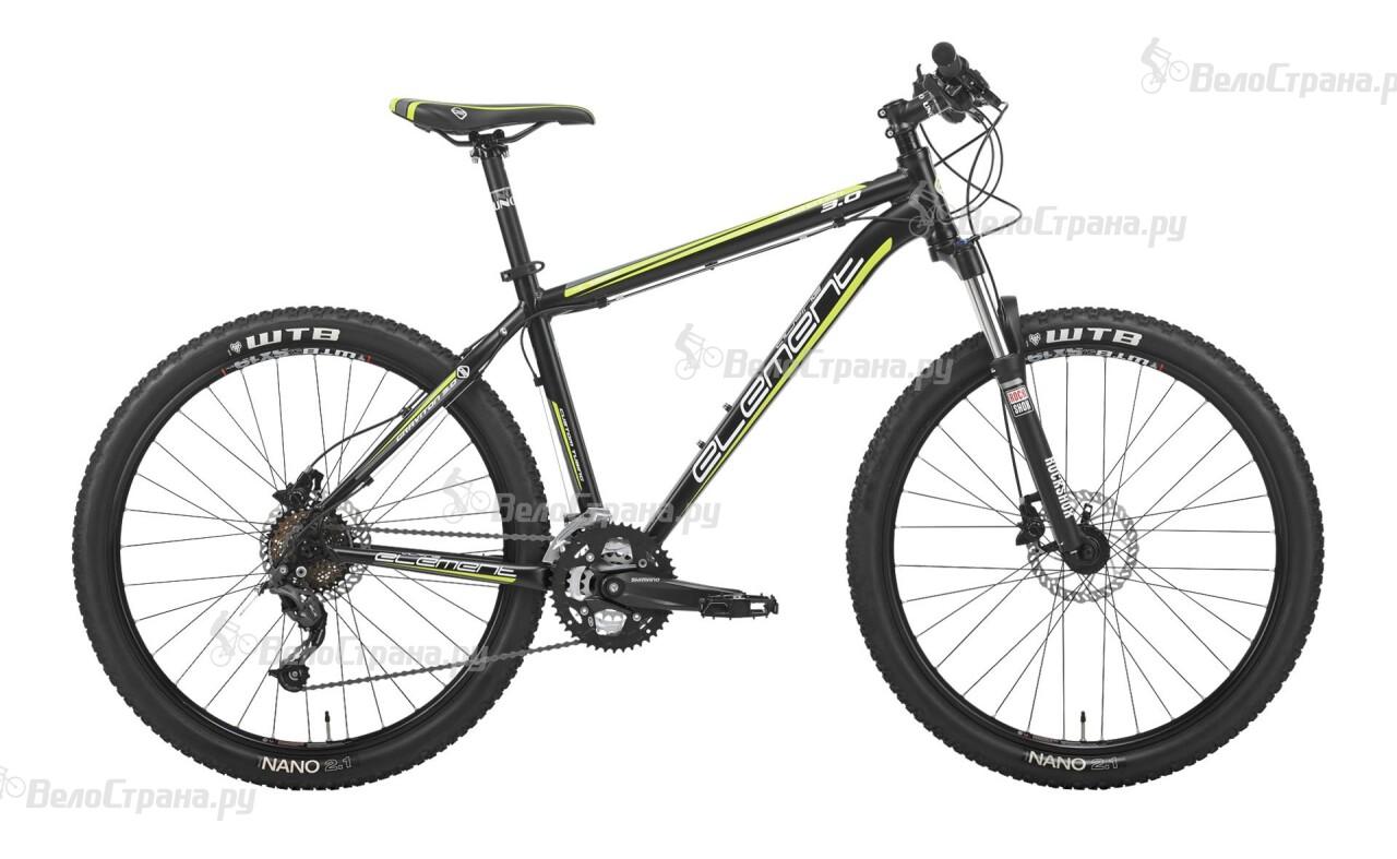 Велосипед Element Graviton 3.0 (2013) дисковые тормоза rock