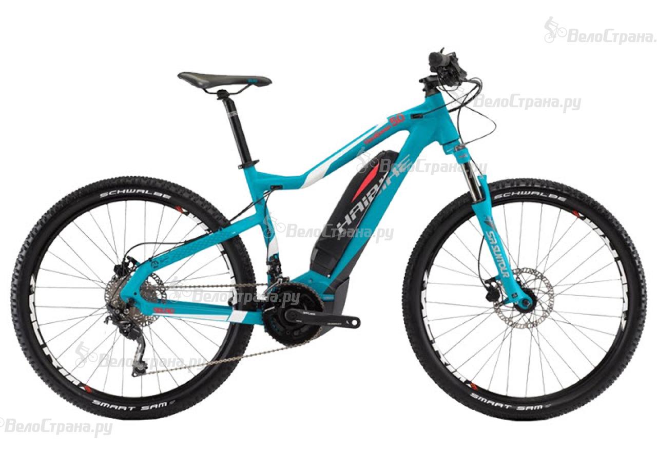Велосипед Haibike SDURO HardSeven 5.0 400Wh (2017)