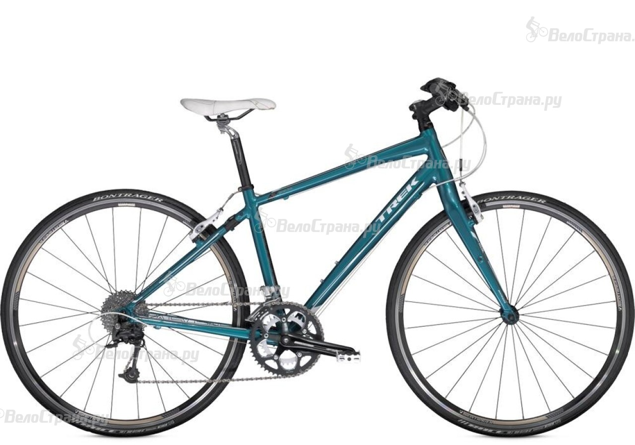 Велосипед Trek Elite Carbon 9.7 (2013)