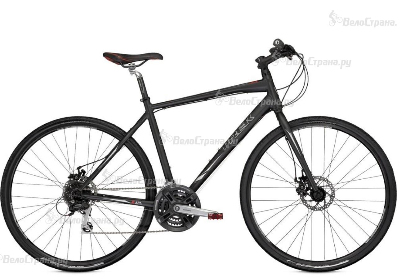 Велосипед Trek Elite 8.7 (2013) trek 820