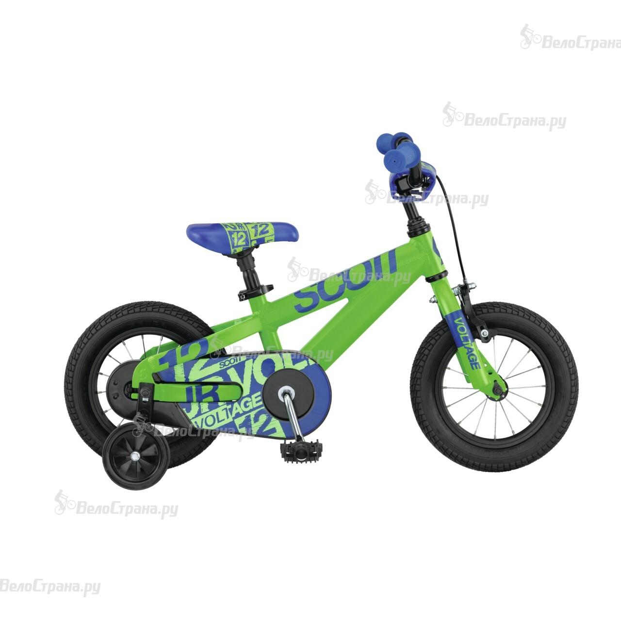 Велосипед Scott Voltage JR 12 (2015)