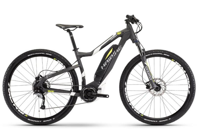 Купить Электровелосипед Haibike SDURO HardNine 4.0 400Wh (2017)