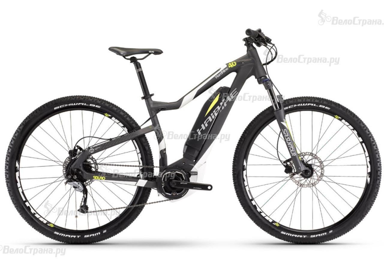 Велосипед Haibike SDURO HardNine 4.0 400Wh (2017)