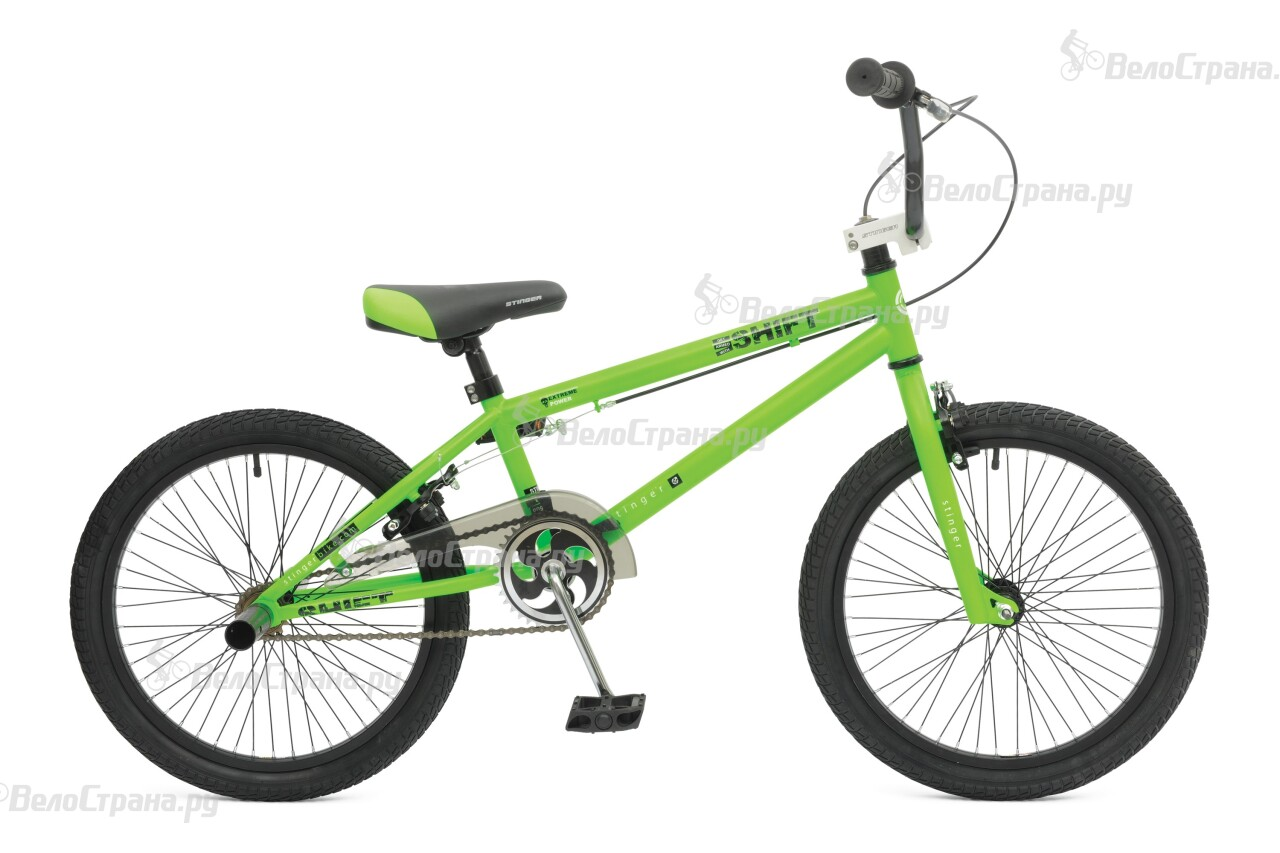 Велосипед Stinger BMX SHIFT 20 (2016) велосипед stinger bmx ace 20