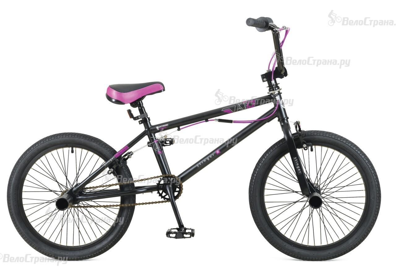 Велосипед Stinger BMX ACE 20 (2016) велосипед stinger х52647 bmx ace black matt