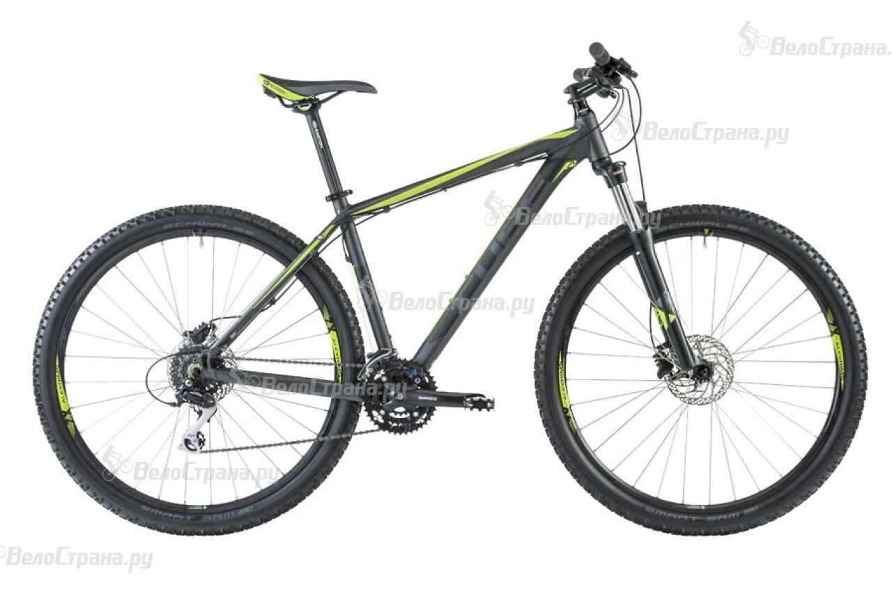 Велосипед Scott Aspect 950 (2015) велосипед scott aspect 950 29 2016