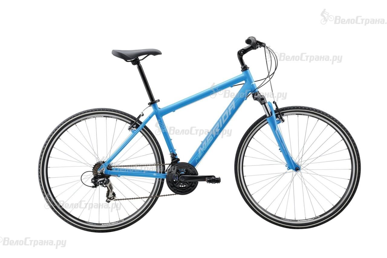 Велосипед Merida Crossway 5-V (2016) велосипед merida crossway 5 v 2016 колеса 28 рама 18 голубой голубой белый