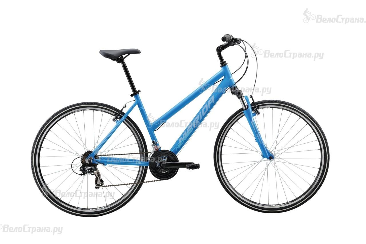 Велосипед Merida Crossway 5-V Lady (2016) велосипед merida crossway 5 v 2016 колеса 28 рама 18 голубой голубой белый