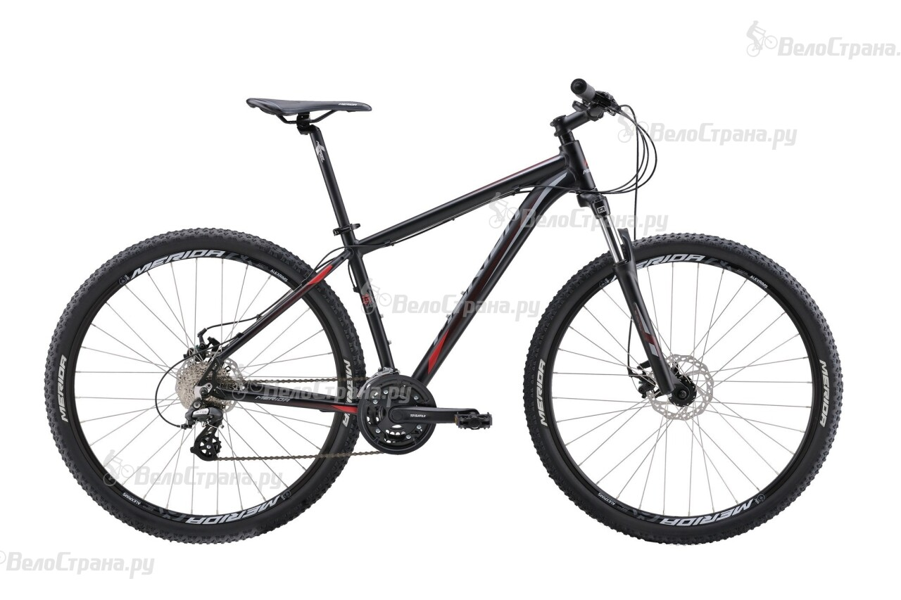 Велосипед Merida Big.Nine 15-MD (2016)