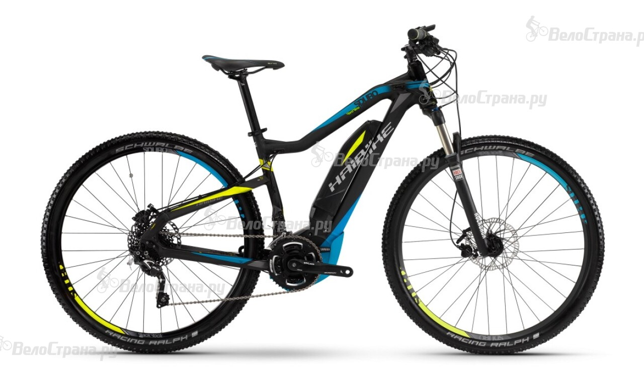 все цены на Велосипед Haibike SDURO HardNine RC (2016) онлайн