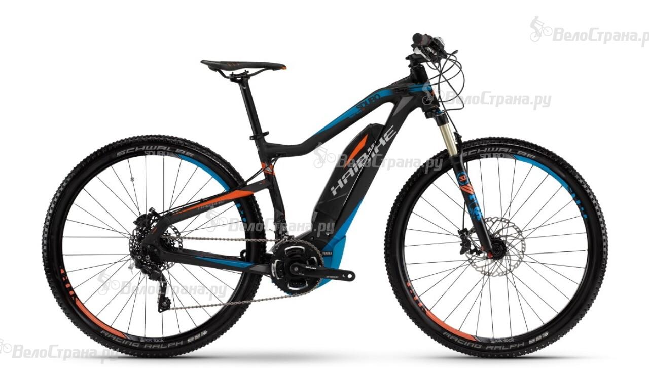 Велосипед Haibike SDURO HardNine RX (2016) велосипед haibike greedy 16 2016