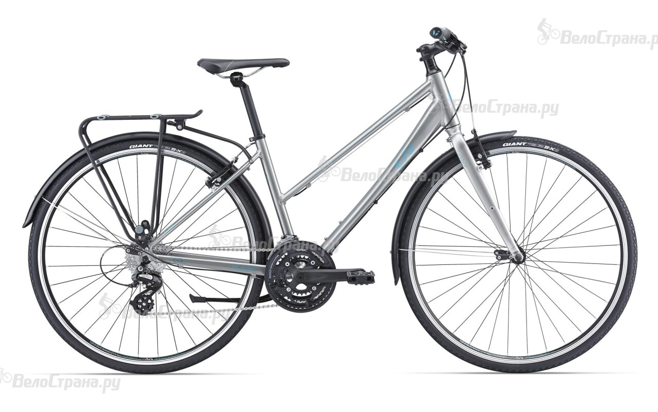 Велосипед Giant Alight 2 City (2016) велосипед giant alight 24 2017