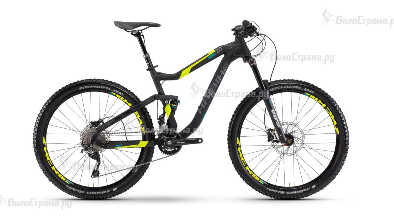 Велосипед Haibike SEET AllMtn 2.0 (2017)
