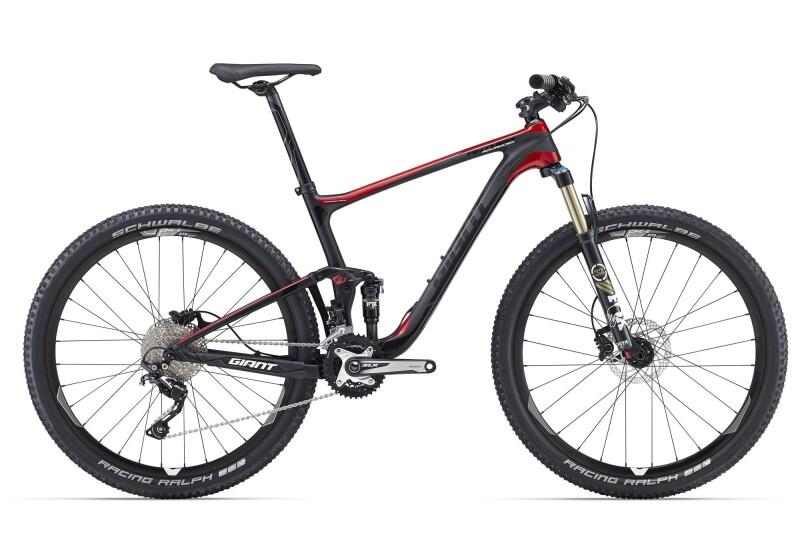 Купить Велосипед двухподвес Giant Anthem Advanced 27.5.2 (2016)
