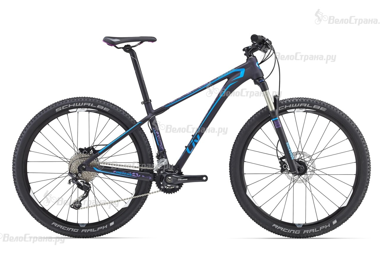 Велосипед Giant Obsess SLR (2016)