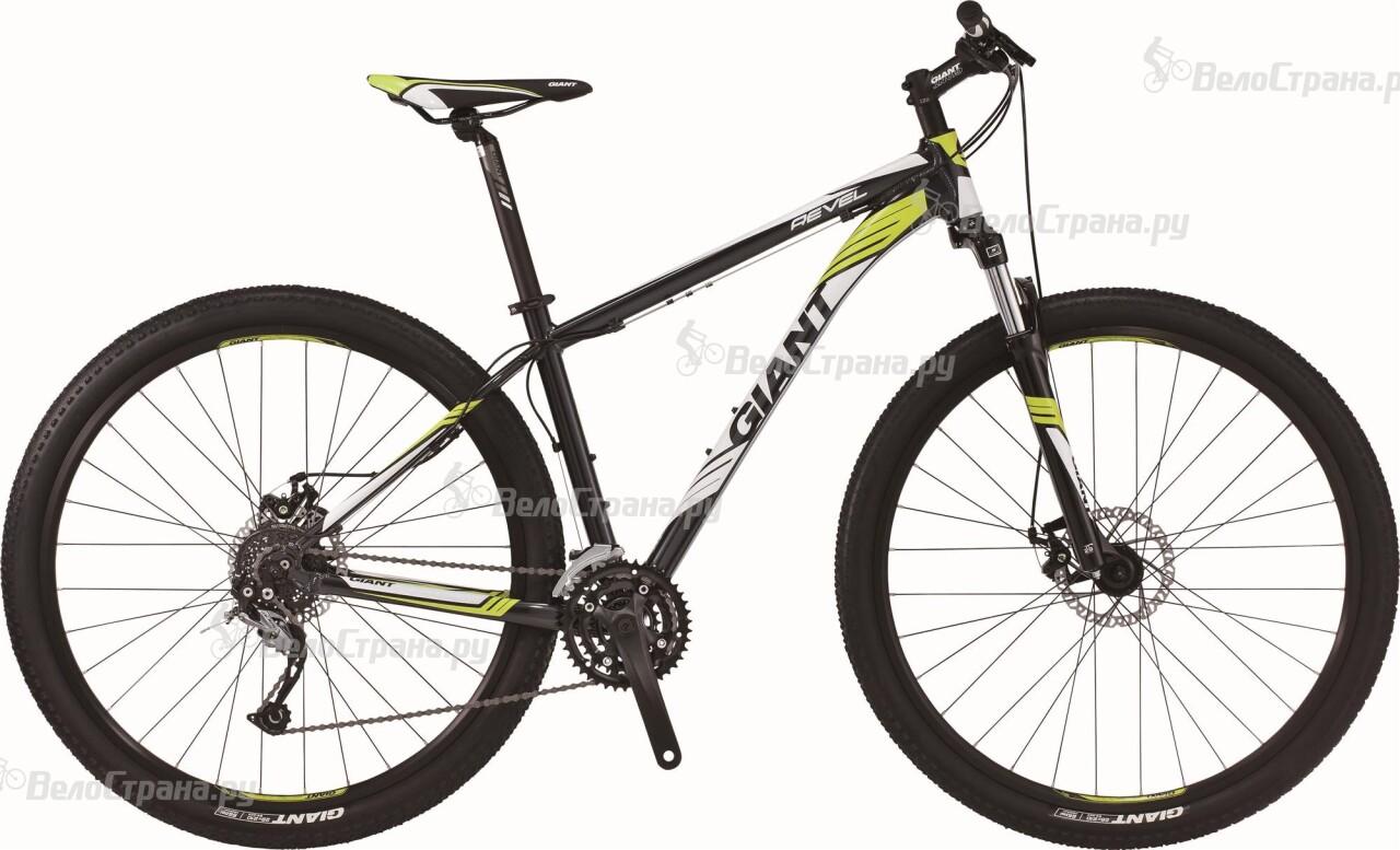 Велосипед Giant Revel 29er 2 (2016) велосипед giant fathom 29er 2 ltd 2017 черный зеленый