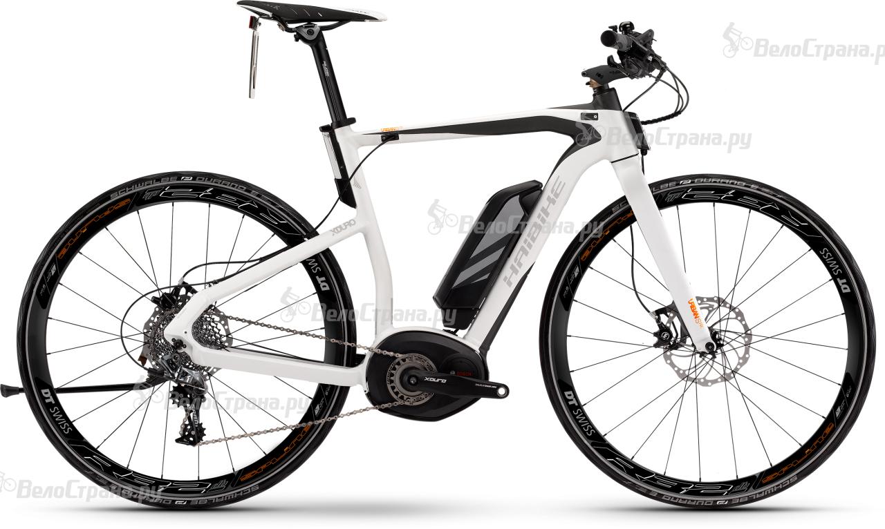 Велосипед Haibike XDURO Urban S RX (2016)