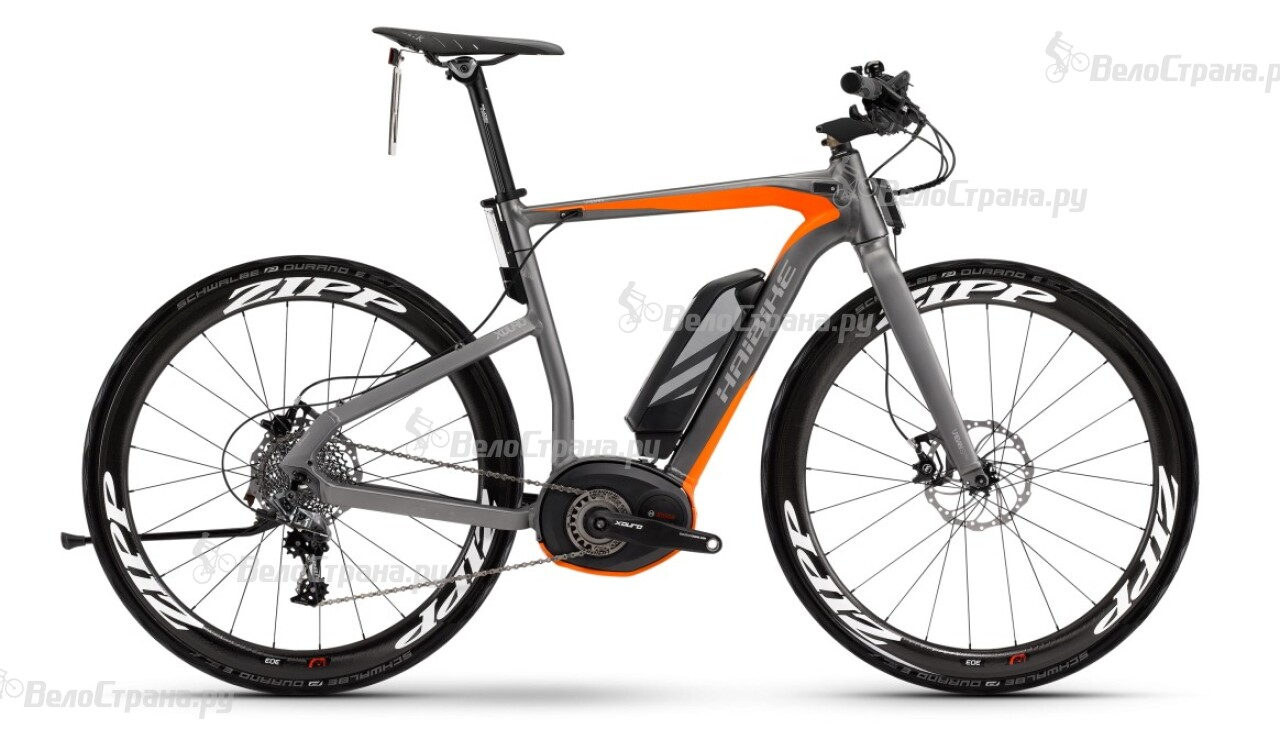 Велосипед Haibike XDURO Urban S Pro (2016) велосипед haibike xduro nduro pro 2016