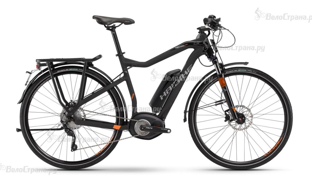 Велосипед Haibike XDURO Trekking S Pro (2016) велосипед haibike xduro nduro pro 2016