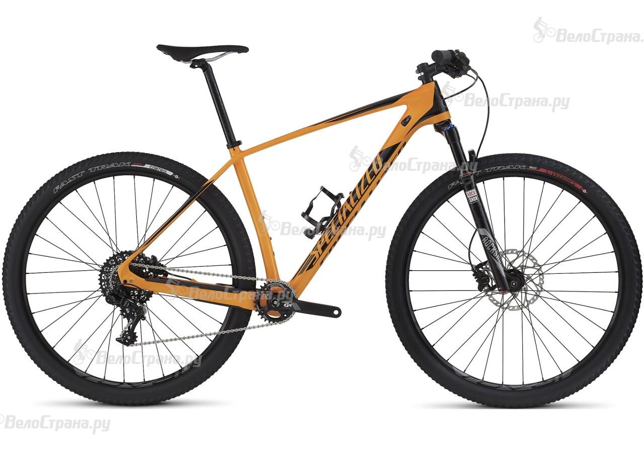 Велосипед Specialized Stumpjumper Comp Carbon 29 World Cup (2016)
