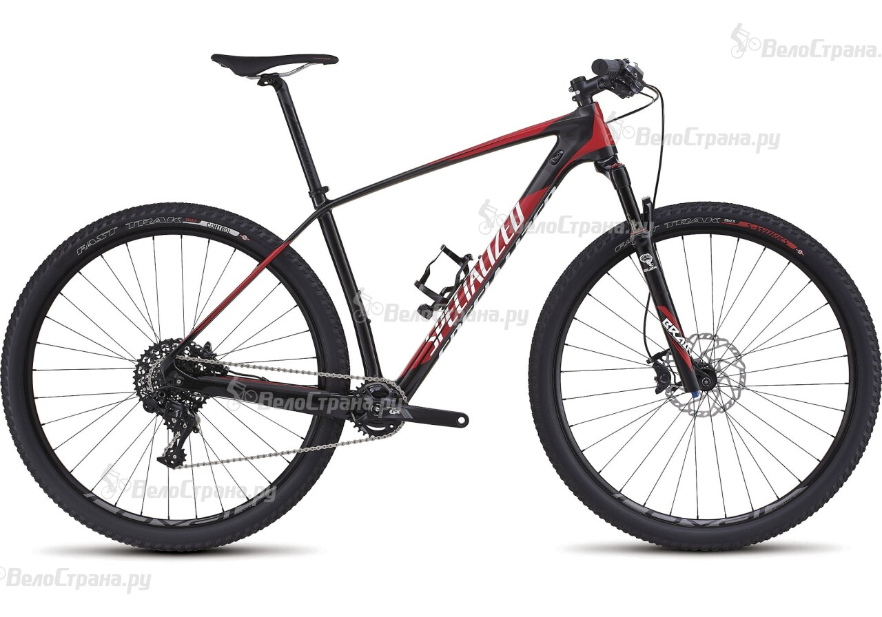 Велосипед Specialized Stumpjumper Elite Carbon 29 World Cup (2016)