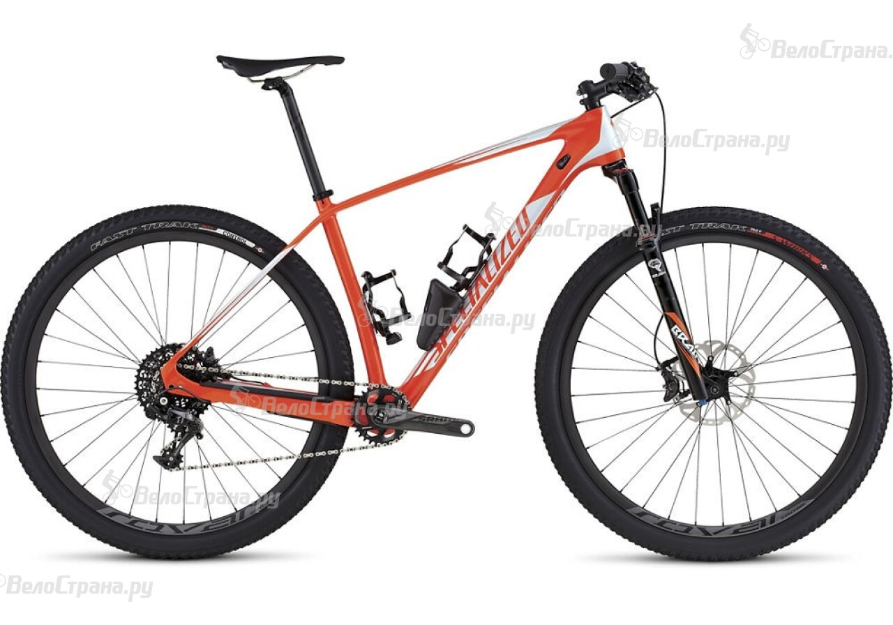 Велосипед Specialized Stumpjumper Expert Carbon 29 World Cup (2016)