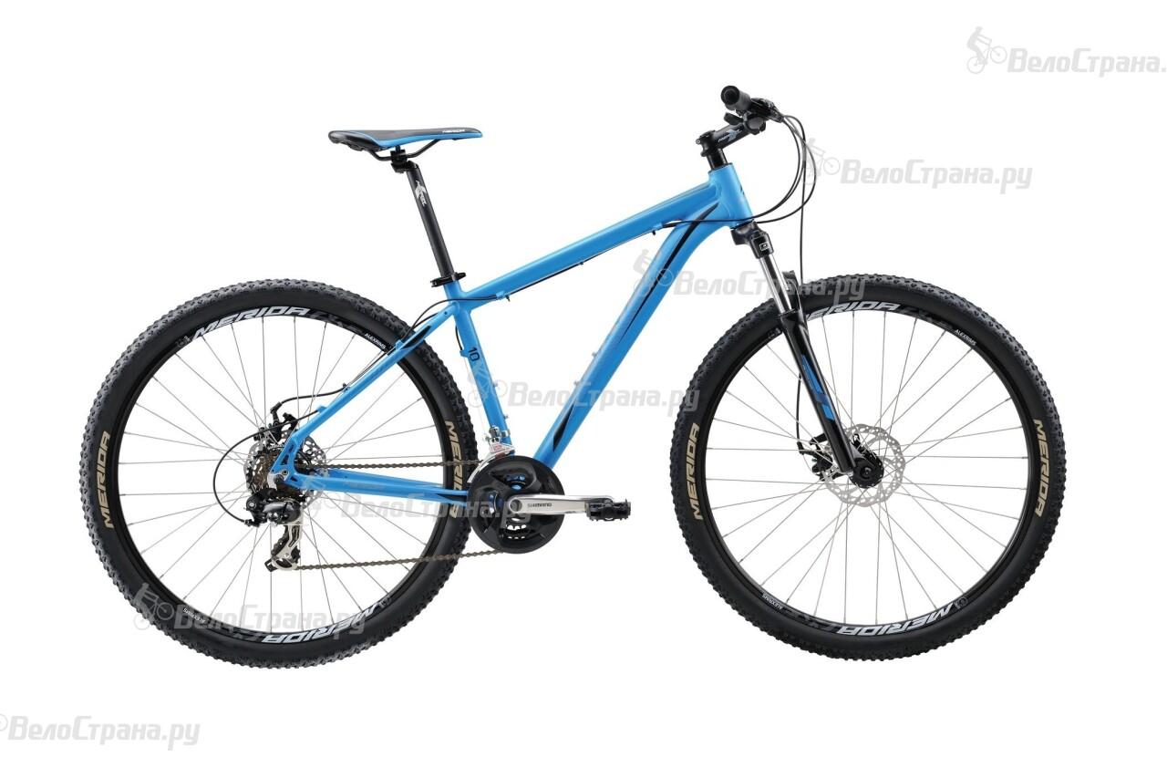 Велосипед Merida Big.Nine 10-MD (2016)
