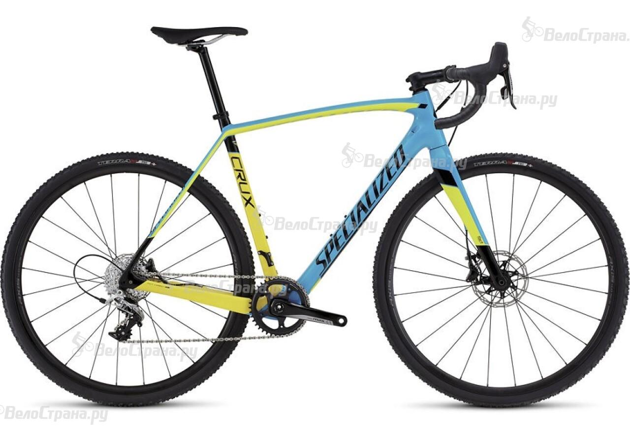 Велосипед Specialized CruX Elite X1 (2016) велосипед specialized crux e5 2016 page 3