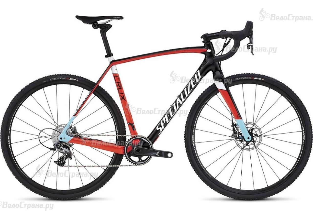 Велосипед Specialized CruX Expert X1 (2016) велосипед specialized crux e5 2016 page 3