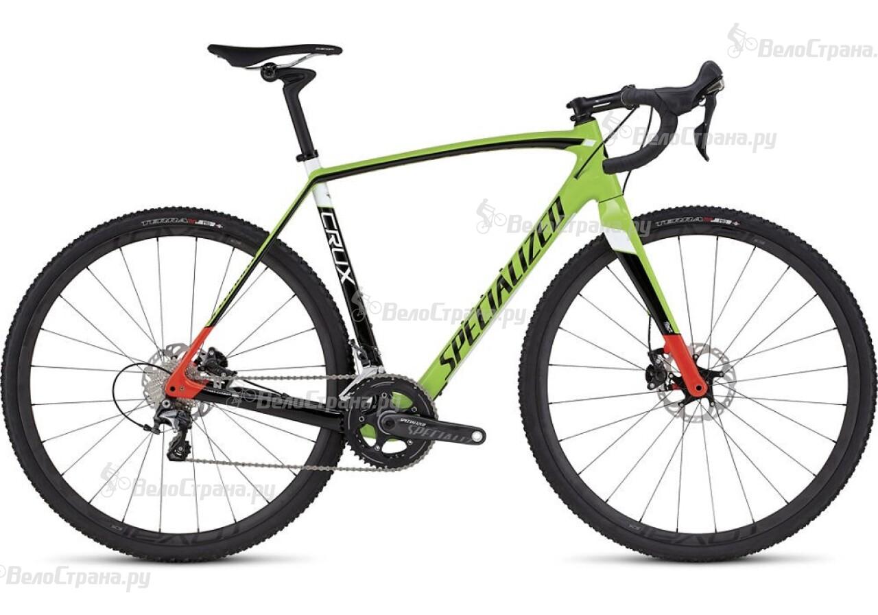 Велосипед Specialized CruX Pro Race (2016) велосипед specialized crux e5 2016 page 3