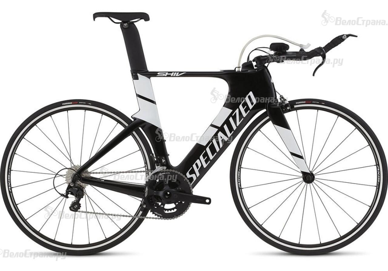 Велосипед Specialized Shiv Elite (2016) велосипед specialized shiv expert 2014