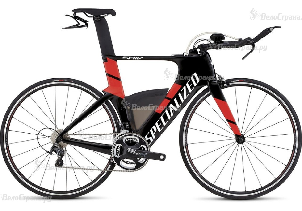 Велосипед Specialized Shiv Expert (2016) купить
