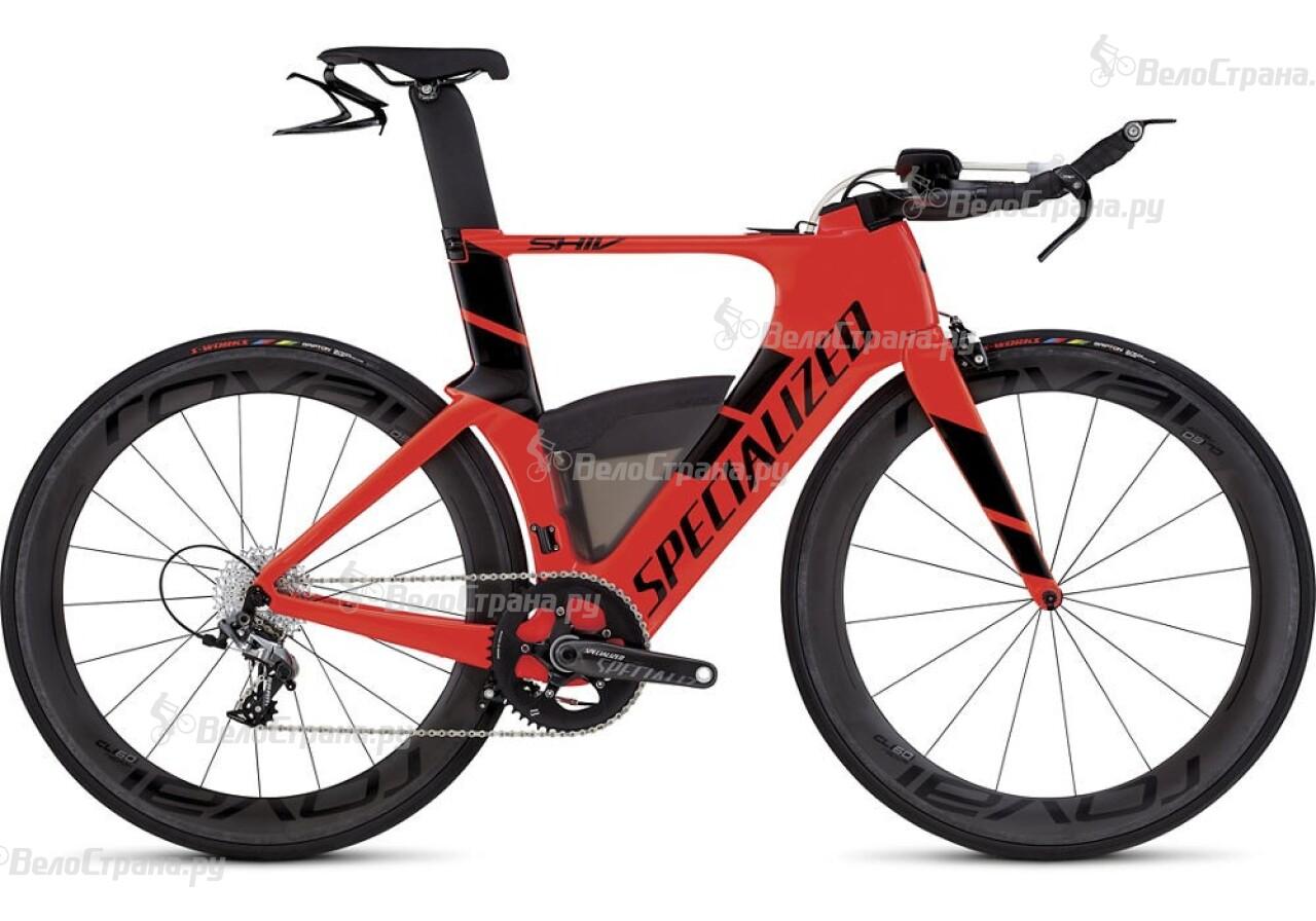 Велосипед Specialized Shiv Pro Race X1 (2016) велосипед specialized shiv expert 2014