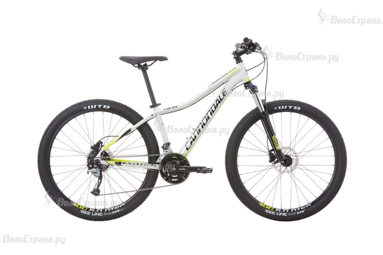 Велосипед Cannondale Foray 1 27.5 (2016) велосипед cannondale foray 1 27 5 2016