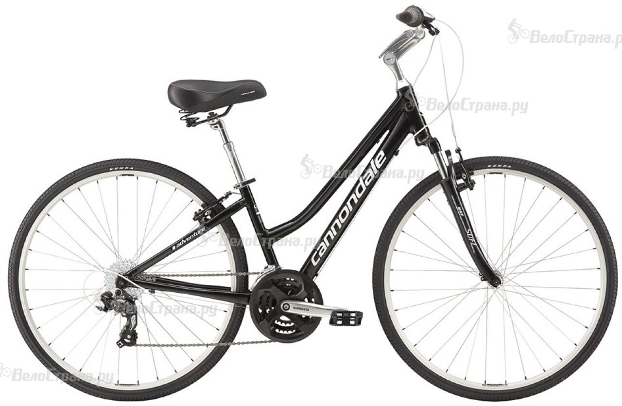 Велосипед Cannondale Adventure Women's 2 (2016)