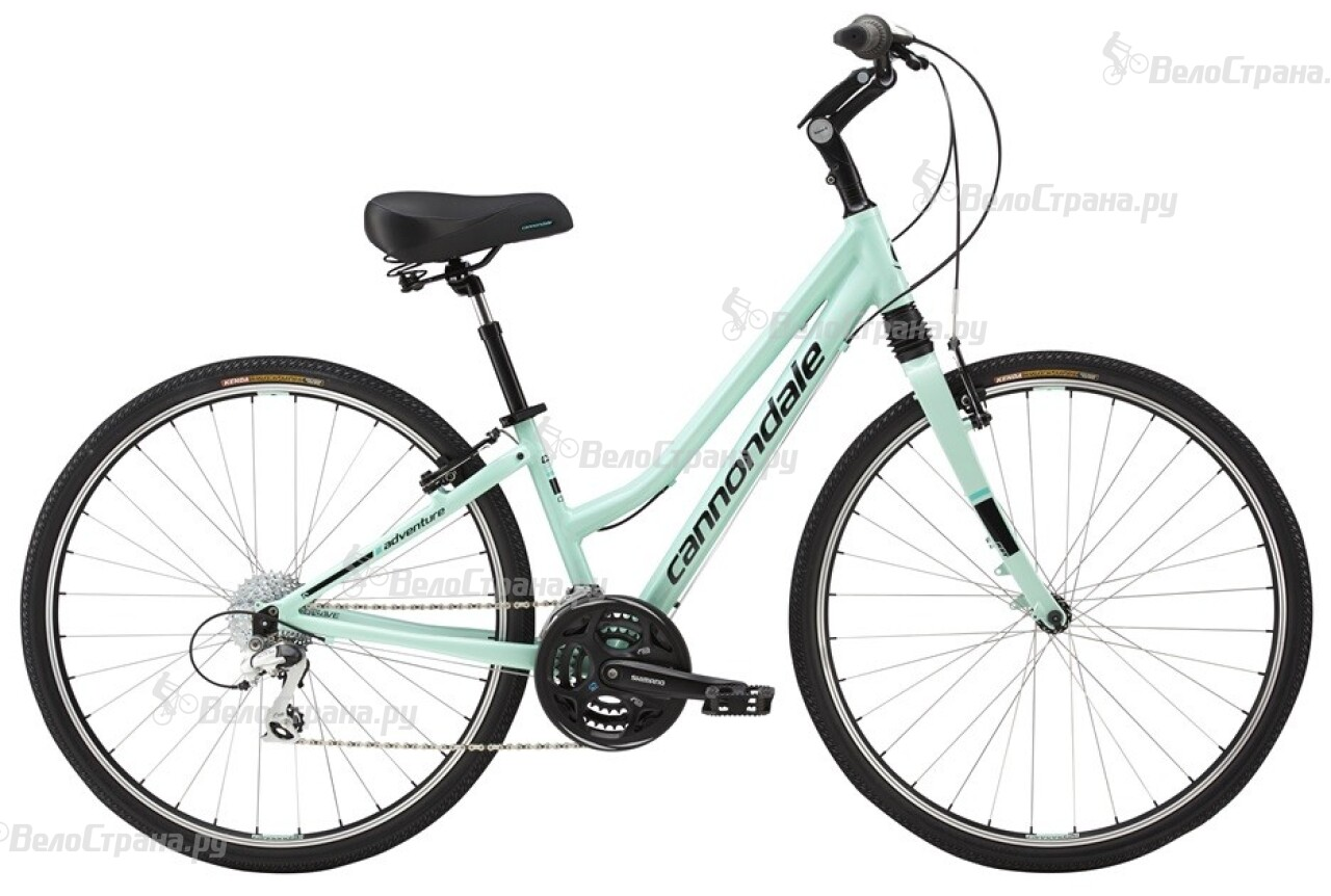 Велосипед Cannondale Adventure Women's 1 (2016)