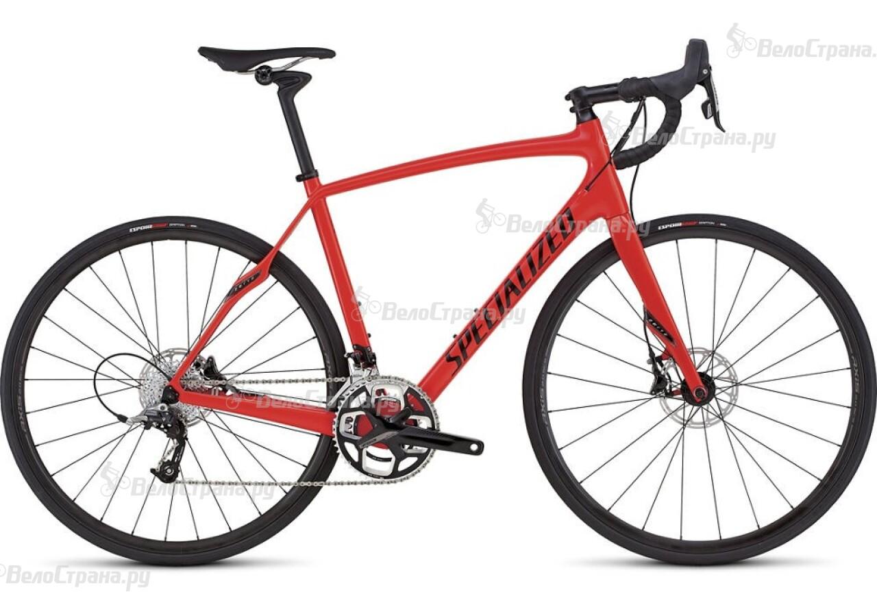 Велосипед Specialized Roubaix SL4 Elite Disc (2016) велосипед specialized roubaix sl4 pro disc race 2015