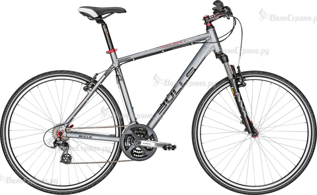 Велосипед Rock Machine Crossride 300 (2013)