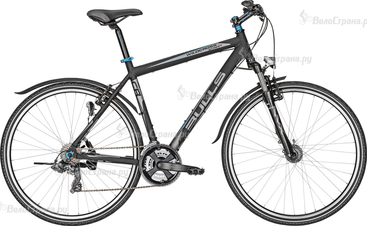Велосипед Rock Machine Crossride 400 (2013)