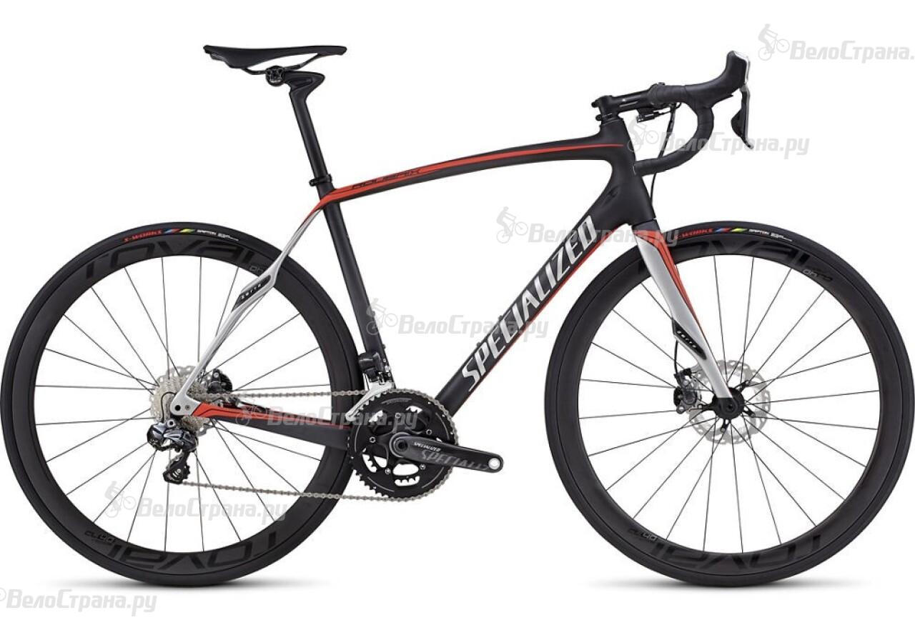 Велосипед Specialized Roubaix SL4 Pro Disc Race Udi2 (2016) велосипед specialized roubaix sl4 pro disc race 2015