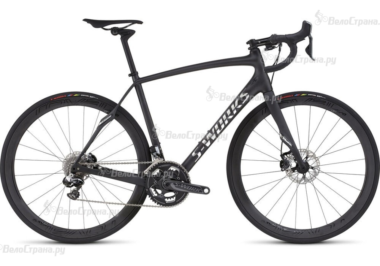 Велосипед Specialized S-Works Roubaix SL4 Disc DI2 (2016)
