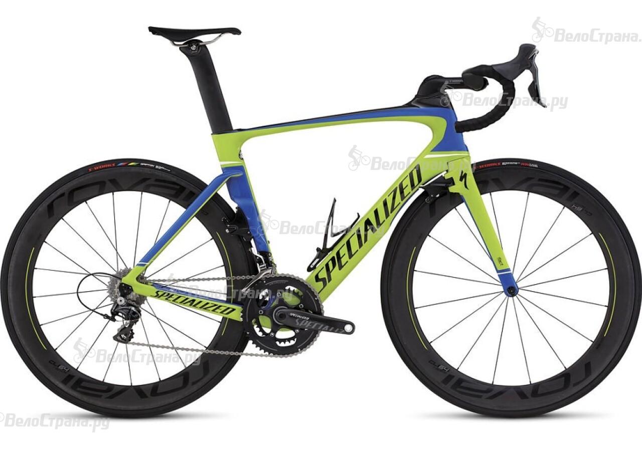 Велосипед Specialized Venge Pro Vias (2016) cl414151 citilux 1001399