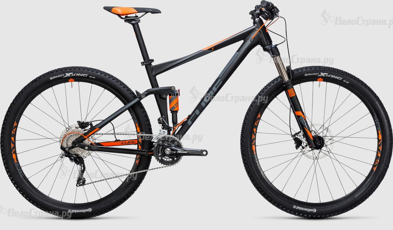 Велосипед Cube Stereo 120 HPA Pro 27.5 (2017) велосипед cube stereo 160 hpa race 27 5 2016