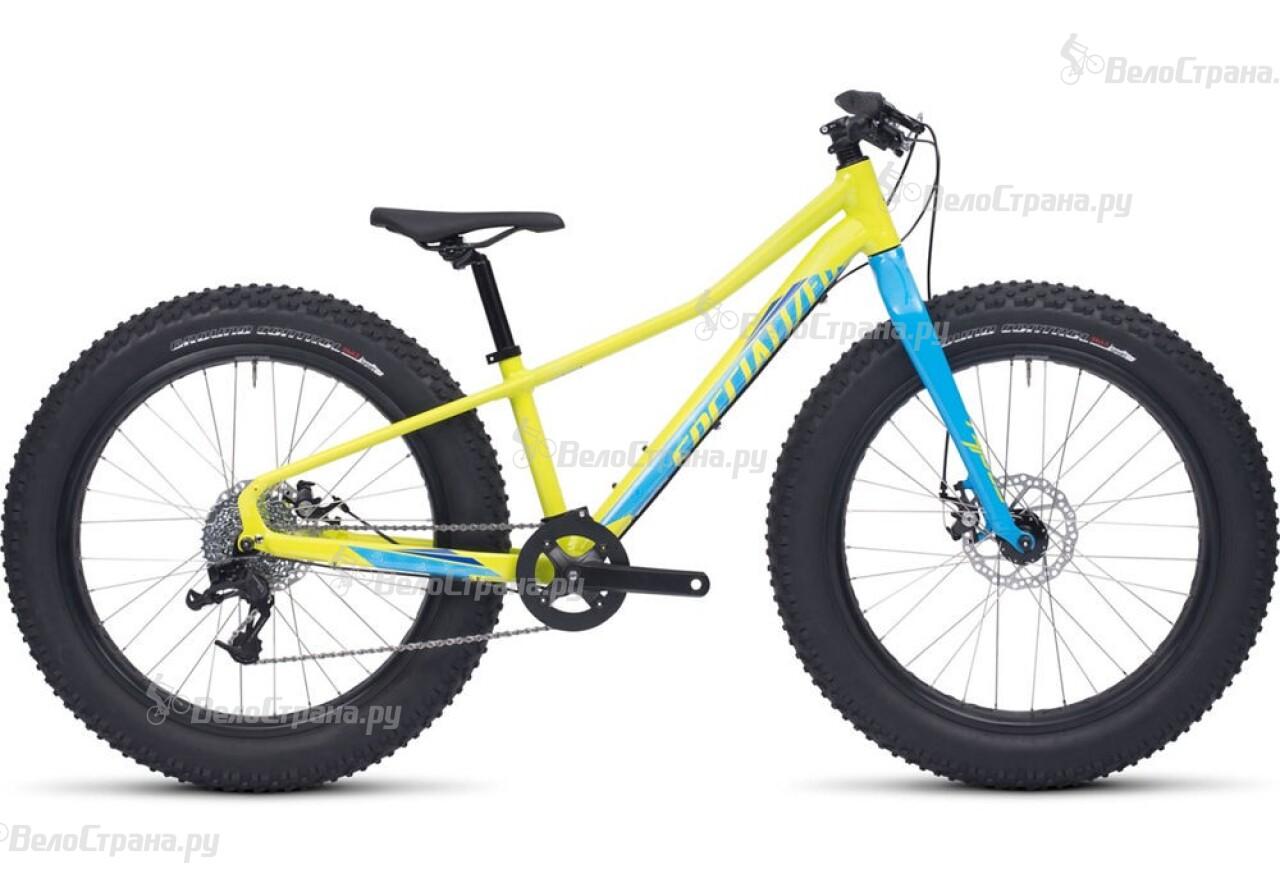 Велосипед Specialized Fatboy 24 (2016) specialized demo 8 1