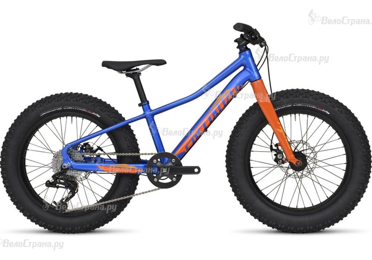 Велосипед Specialized Fatboy 20 (2016) велосипед specialized hotrock 20 6 speed boys 2016