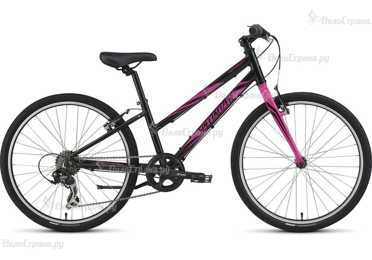 Велосипед Specialized Hotrock 24 Street Girls (2016) велосипед specialized hotrock 24 21 sp girls int 2016