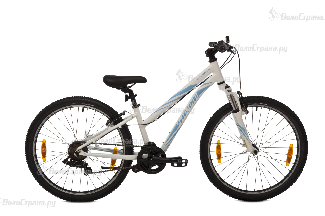 Велосипед Specialized Hotrock 24 7-Speed Girls (2016) велосипед specialized hotrock 24 21 sp girls int 2016